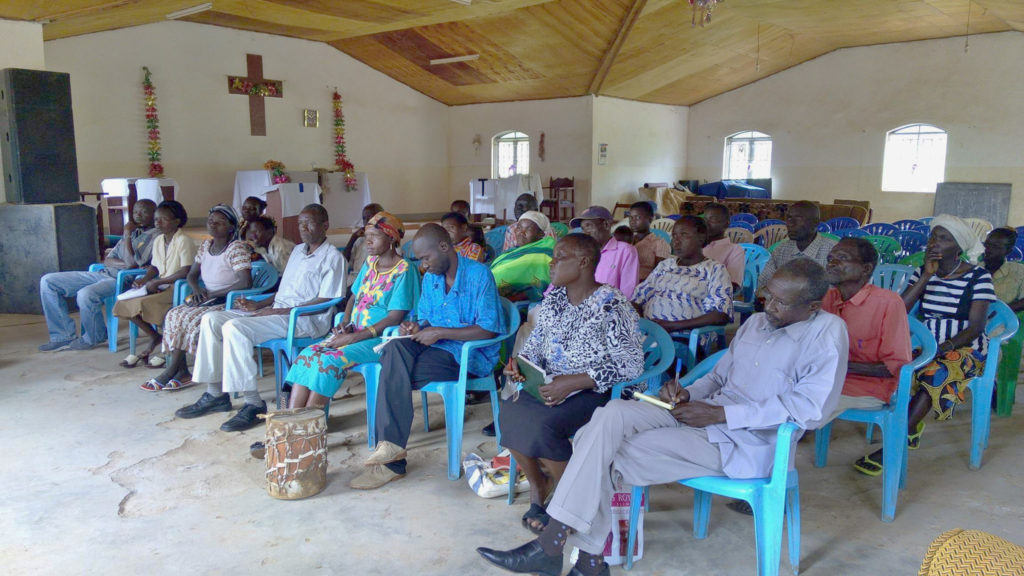 Married Couples Conference In Yei